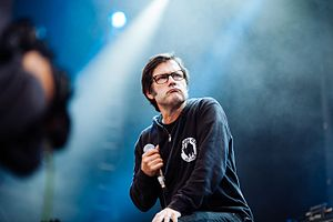 Lagwagon - Lagwagon performing in 2014