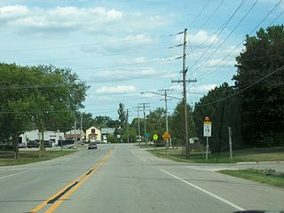 Hilbert, Wisconsin Village in Wisconsin, United States