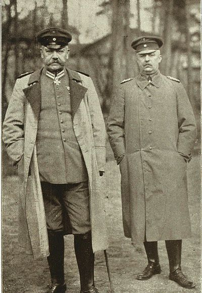 Hindenburg and Ludendorff Hindenburg and ludendorff.jpg