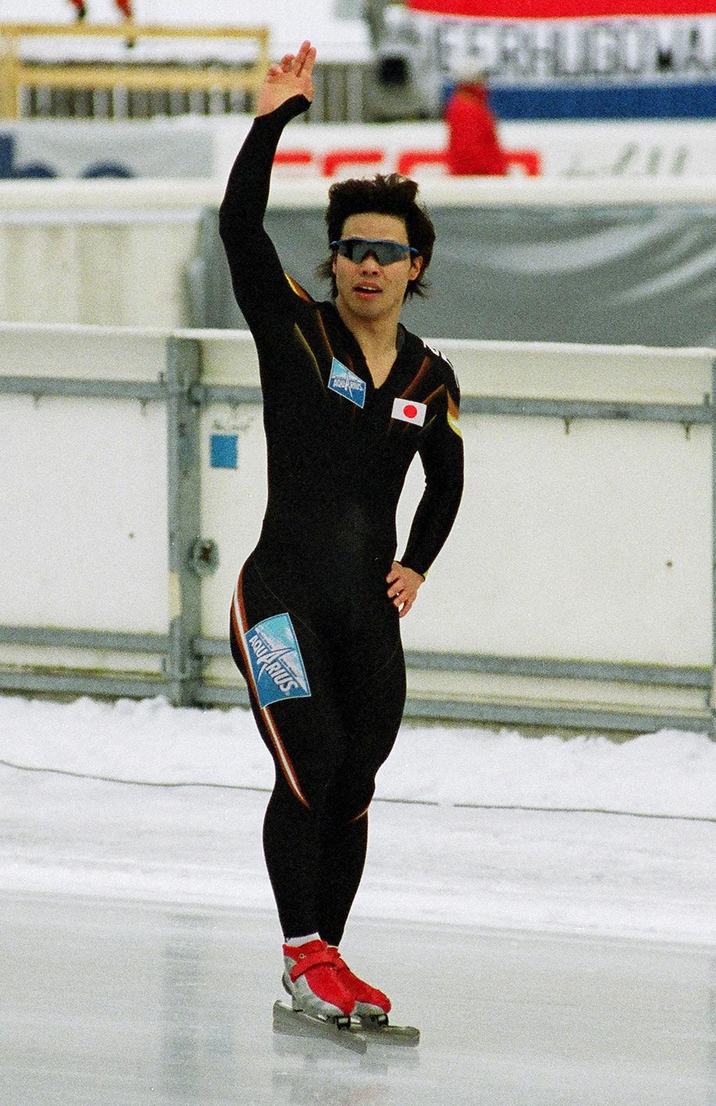 清水 宏保(Hiroyasu Shimizu)Wikipediaより