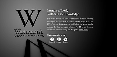 History Wikipedia English SOPA 2012 Blackout2.jpg