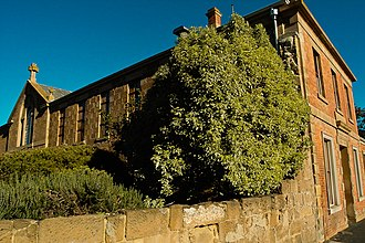 John Lee Archer - Image: Hobart Gaol
