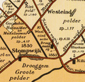 Hoekwater polder Kleine Westeindsche Polder.PNG