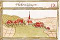 Hohenklingen, Freudenstein, Knittlingen, Andreas Kieser.png