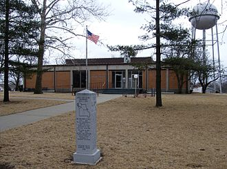 Holt County, Missouri - Image: Holt county courthouse