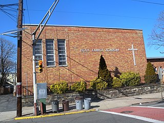 Holy Family Academy (Bayonne, New Jersey) Defunct Catholic high school in Hudson County, New Jersey, United States