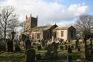 Messingham - Image: Holy Trinity church, Messingham, Lincs. geograph.org.uk 123566