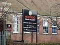 Holyhead Primary Academy - Holyhead Road, Wednesbury - school sign (37831320424).jpg