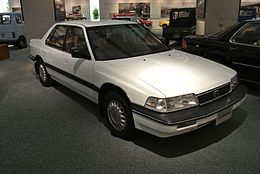 Honda Legend Honda Collection Hall.JPG