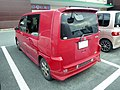 Honda MOBILIO Spike W (LA-GK1) rear.jpg