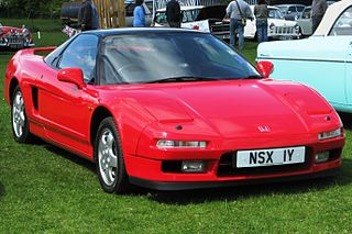 sports car produced by Honda