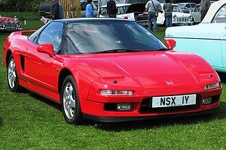 Honda NSX - 1991 Honda NSX