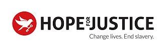 Hope for Justice - Image: Hope for Justice logo 2017 jpg