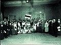 Horadnia, Bieł-čyrvona-bieły ściah. Горадня, Бел-чырвона-белы сьцяг (25.03.1919).jpg