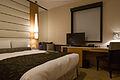 Hotel Trusty Osaka Abeno regular double bedroom 20130502-001.jpg