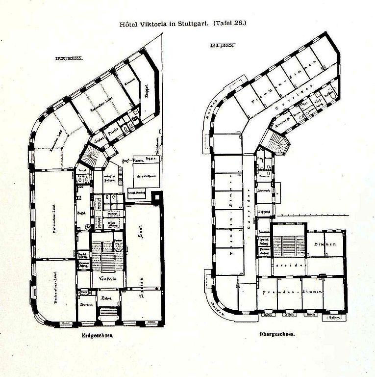 Grundriss Hotelfoyer : File hotel viktoria in stuttgart architekten bihl woltz
