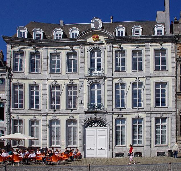 Hôtel de la Couronne Impériale, Grand Place, n°s 23-24