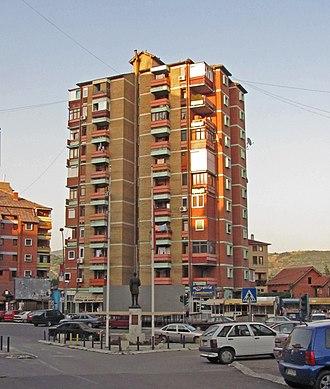 North Mitrovica - Image: House in North Mitrovica