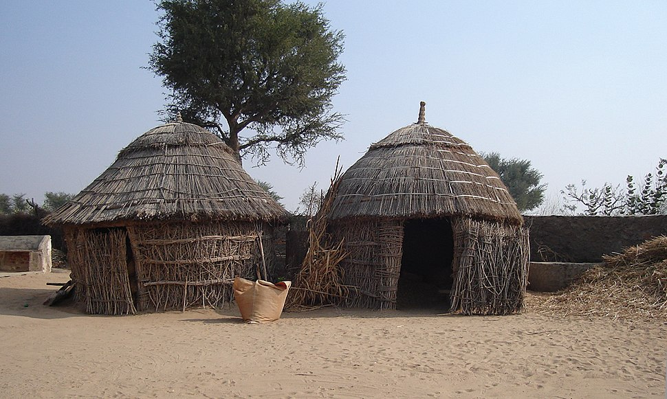 House in the Thar