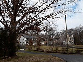 Newington Forest, Virginia Census-designated place in Virginia, United States