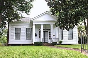 Howard House (Palestine, Texas) - Image: Howard House 3