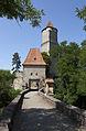 Hrad Zvíkov - J brána.JPG