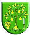 Coat of arms of Hrušky