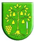 Wappen von Hrušky