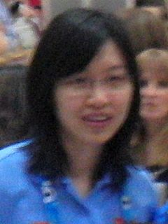 Huang Qian Chinese chess player
