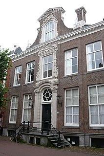 Trou moet Blycken Gentlemens club in Haarlem, The Netherlands