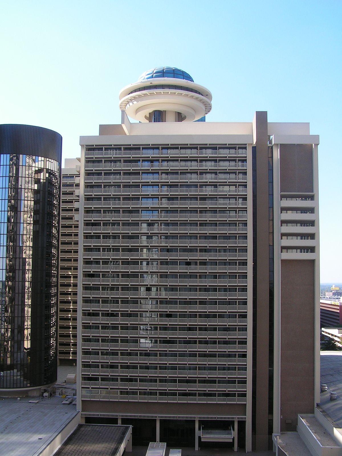 Hyatt Regency Atlanta - Wikipedia