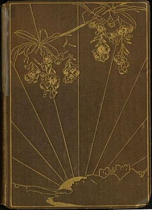 A Shropshire Lad - The first illustrated edition of A Shropshire Lad (1908), cover design by William Hyde