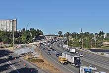 Interstate 5 in Washington - Wikipedia