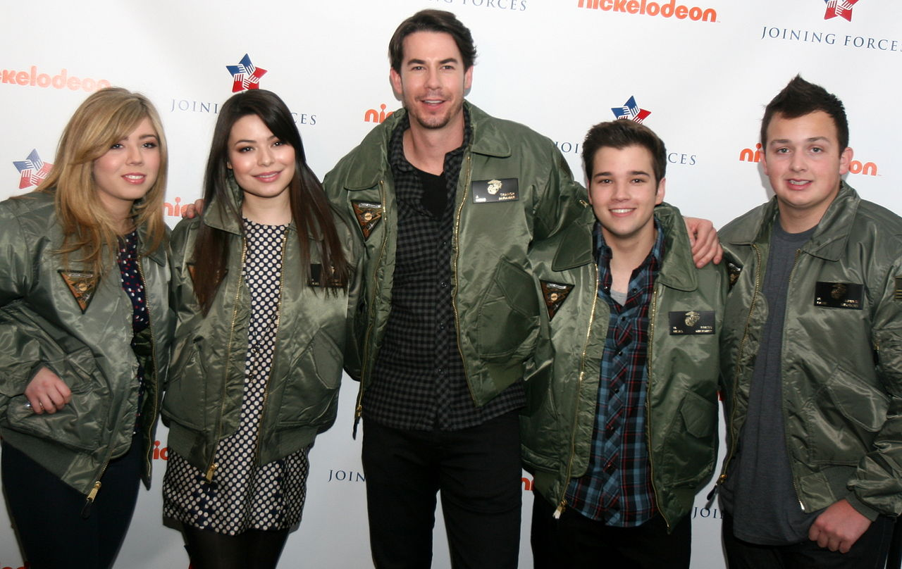 Image result for icarly cast