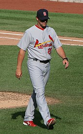 38e5ee904ca Matheny as manager of the Cardinals in June 2012.