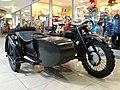 IMZ-Ural - dawny motocykl wojskowy (1).jpg