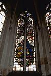 interieur, overzicht glas in loodraam, nummer 3 - schalkwijk - 20264817 - rce