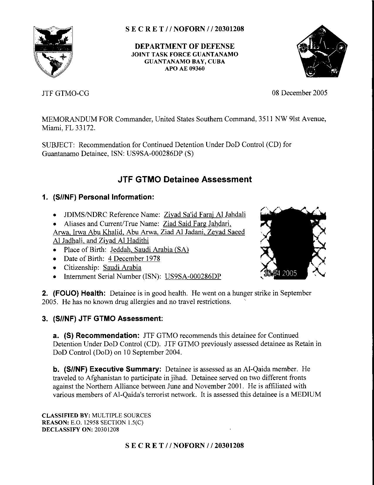ISN 286's Guantanamo detainee assessment.pdf