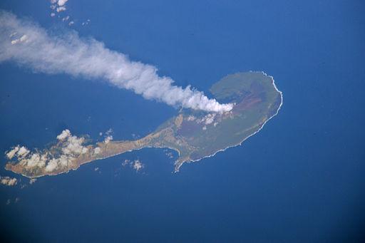ISS-30 Pagan Island, Northern Marianas