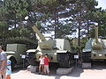 ISU-152 model 1944 at the Museum on Sapun Mountain Sevastopol 2.jpg
