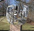 I rörelse av Åke Tornblad, skulptur i Malmö.jpg