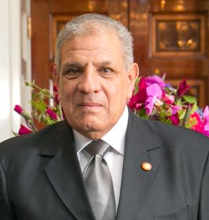 Ibrahim Mahlab Egyptian Prime Minister