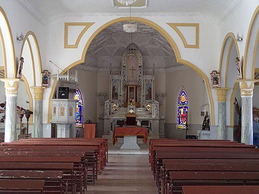 Iglesia de San Antonio de Ciruma 01