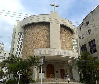 Our Lady of Lebanon Cathedral, São Paulo Church in São Paulo, Brazil