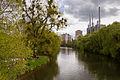 Ihme river Linden-Nord Calenberger Neustadt Hannover Germany.jpg