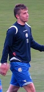 Ilija Sivonjić Croatian footballer