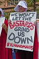 Illinois Handmaids Speak Out Stop Brett Kavanaugh Rally Downtown Chicago Illinois 8-26-18 3529 (30446021238).jpg