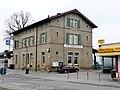 Imbiss Medusa, Bahnhof Renningen - panoramio.jpg
