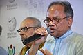 Imdadul Haq Milon Discusses - Epar Bangla Opar Bangla Sahityer Bhasa Ki Bodle Jachhe - Apeejay Bangla Sahitya Utsav - Kolkata 2015-10-10 5078.JPG