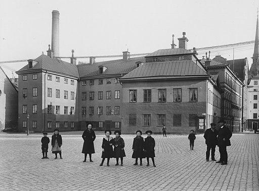 Indebetouska huset 1890-1900